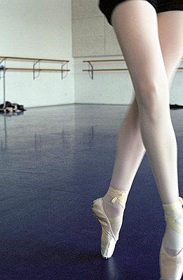 Balletttraining - p2330121 von Nina Chen