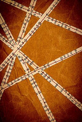 Sewed paper - p451m2272333 by Anja Weber-Decker