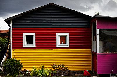 Deutschlandhaus - p863m1042966 von Philipp Schmitz
