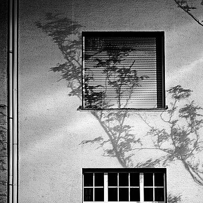 Haus bei Nacht - p415m1057737 von Tanja Luther