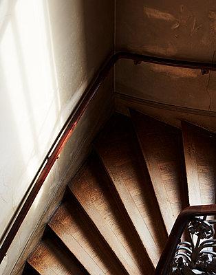 Treppenhaus - p1397m2054556 von David Prince