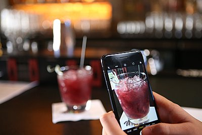 Smart Drink  - p578m2090245 by Genie C Balantac