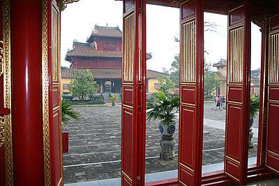 Architektur in Vietnam - p1620043 von Beate Bussenius
