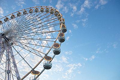Ferris wheel on the Place de la Concorde - p6090080f by PARTRIP