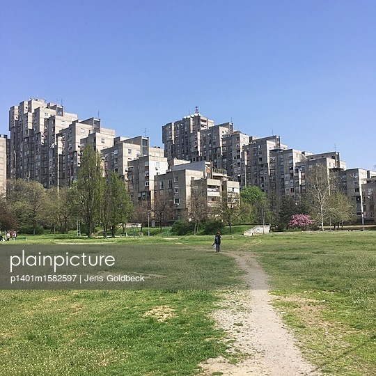 Beograd - p1401m1582597 von Jens Goldbeck