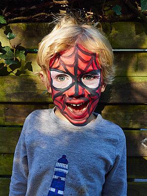 Spiderman - p358m1217511 von Frank Muckenheim
