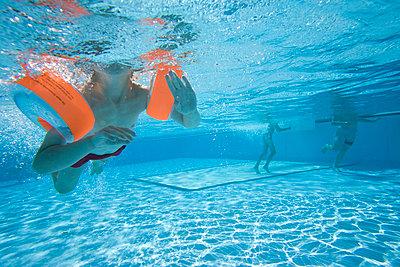 Unterwasser - p7620045 von Bodo Krug