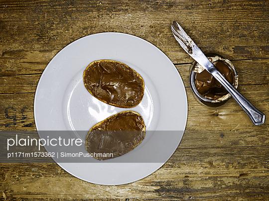 Belegtes Brot - p1171m1573362 von SimonPuschmann