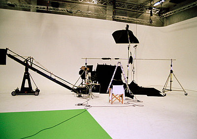Photography studio - p3017403f by Martin Diebel