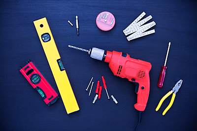 Tools - p1149m2021500 by Yvonne Röder