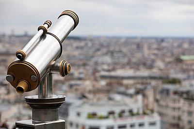 Telescope - p842m890999 by Renée Del Missier