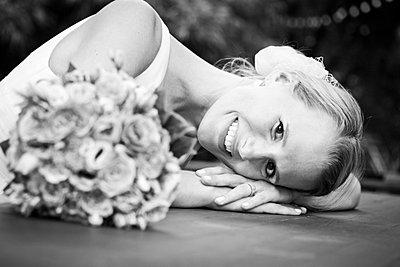 Braut - p904m734831 von Stefanie Päffgen