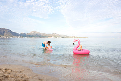 Familienurlaub - p454m1531893 von Lubitz Dorner