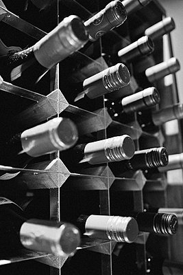Wine rack - p675m1063058 by Neville Mountford-Hoare