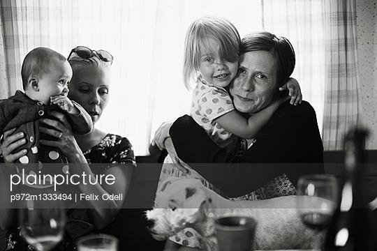 Familie - p972m1333494 von Felix Odell