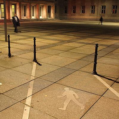 ministerium innenhof gestalt berlin - p627m671194 by Hendrik Rauch