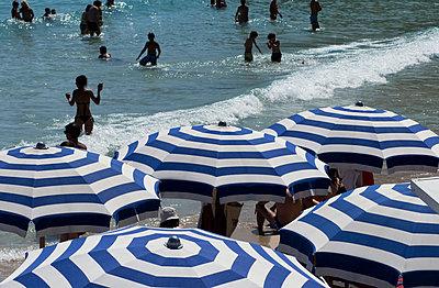 Bathers, San Domino Island, Tremiti, Italy - p1072m957406 by Dona
