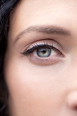 Intensiver Blick - p1248m2216094 von miguel sobreira