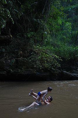 Thailand, Ko Lanta - p1308m1539507 von felice douglas
