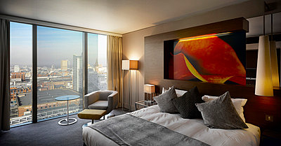 Hilton Tower, 303 Deansgate, Manchester. - p8550719 by Daniel Hopkinson