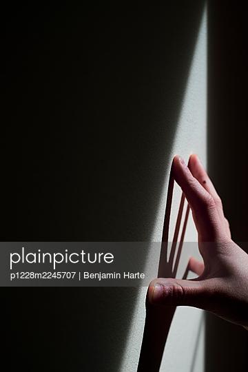 Creepy child hand - p1228m2245707 by Benjamin Harte