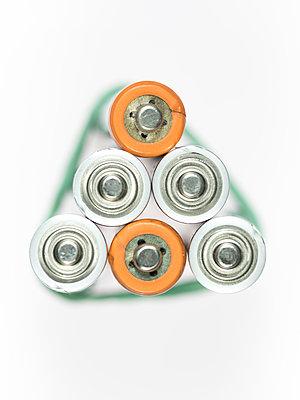 Batteries - p401m2168801 by Frank Baquet