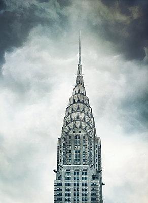 Chrysler Building - p984m1160227 by Mark Owen