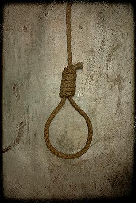 Hangman's noose - p1028m1031091 by Jean Marmeisse