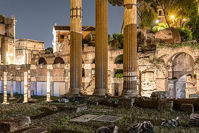 Forum Romanum - p1275m1591716 von cgimanufaktur