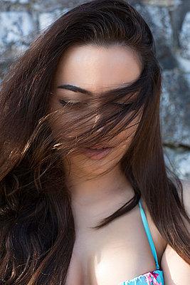 Hair strand - p1076m925879 by TOBSN