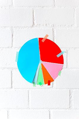 Pie chart - p454m1223235 by Lubitz + Dorner