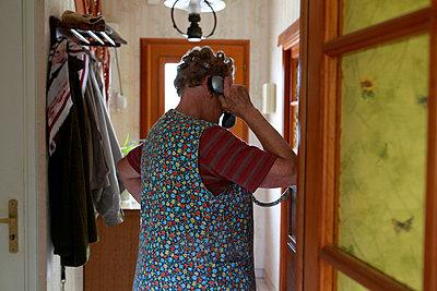 Bäuerin - p1058m831615 von Fanny Legros