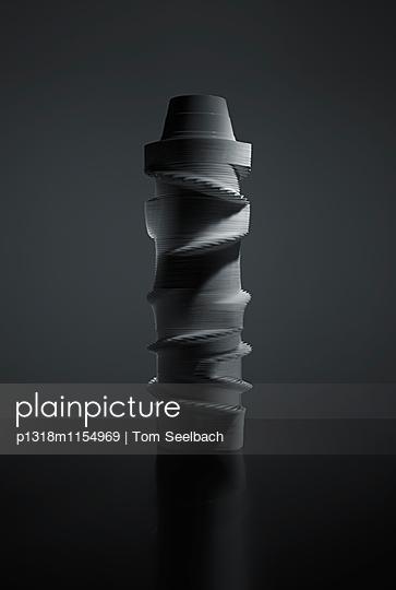 Architecture of wasted Fantasy - p1318m1154969 von Tom Seelbach