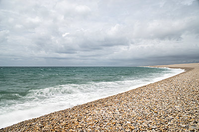 Chesil Beach - p1309m1146265 by Robert Lambert