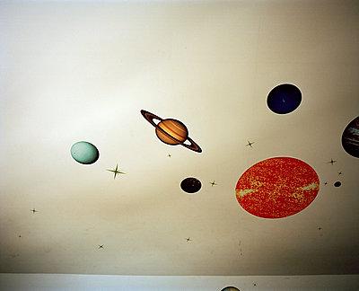 Saturn - p1415m2076778 by Sophie Barbasch