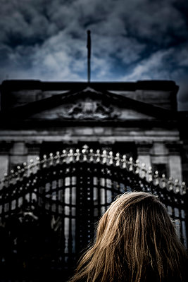 Buckingham Palace - p248m1028086 by BY
