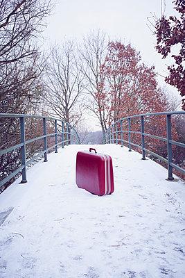 Winterreise - p464m1124500 von Elektrons 08