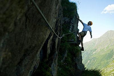 Climbing - p0810537 by Alexander Keller