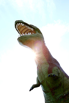 Dinosaur - p4060614 by clack