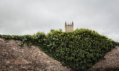 Wells Cathedral - p1234m1050278 by mathias janke