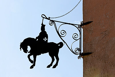 Knights Templar sign - p248m933294 by BY