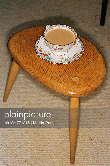 Saucer - p912m771218 by Martin Parr