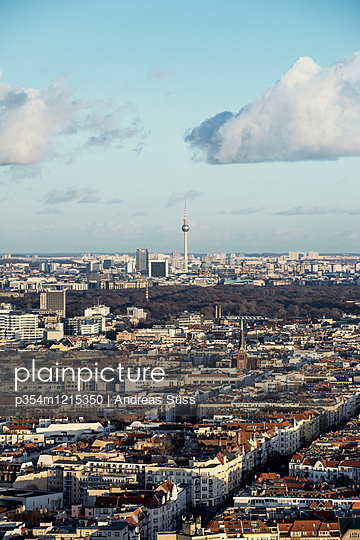 Berlin - p354m1215350 von Andreas Süss