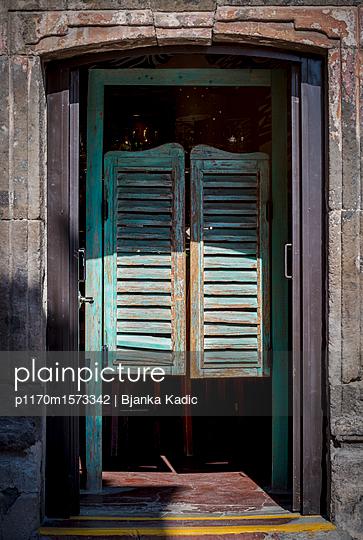 Architektur in San Miguel de Allende - p1170m1573342 von Bjanka Kadic