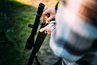 Gewehr laden - p1076m1439859 von TOBSN