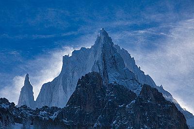 Erhabene Berge - p1553m2142519 von matthieu grospiron
