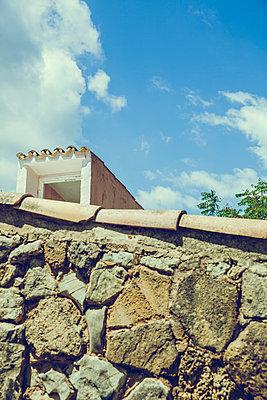 Dachfenster - p904m1045000 von Stefanie Päffgen