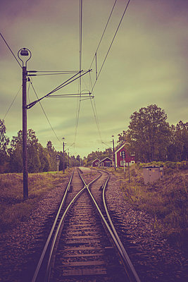 Rural station - p745m891658 by Reto Puppetti