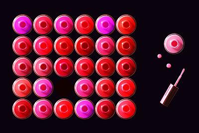 Nagellack - p1149m1590403 von Yvonne Röder