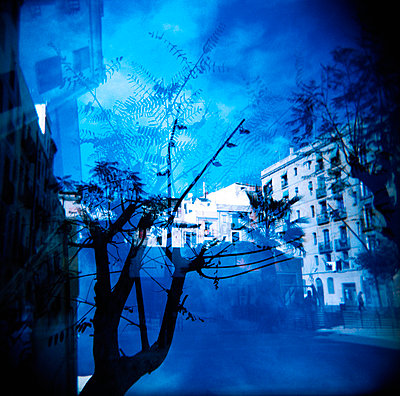 Häuser in Barcelona - p5679739 von Christophe Boete